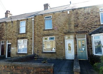 Thumbnail 2 bedroom terraced house to rent in Medomsley Road, Consett