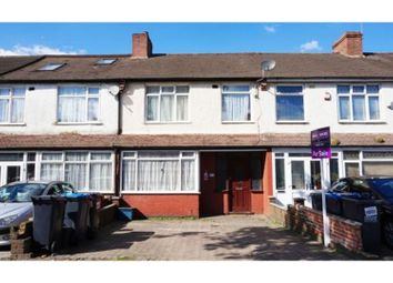 Thumbnail 4 bed terraced house to rent in Stafford Road, Croydon