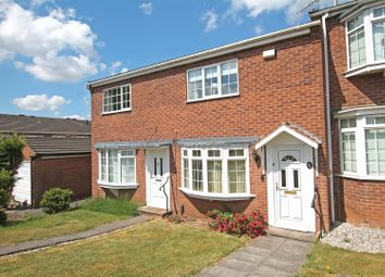 Thumbnail 2 bed town house for sale in Stonehaven Close, Arnold, Nottingham