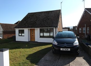 Thumbnail 2 bed detached bungalow for sale in Dover Road, Polegate