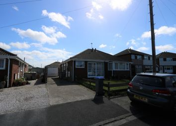 Thumbnail 2 bed semi-detached bungalow to rent in Spen Place, Blackpool