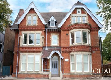 Thumbnail 1 bedroom property to rent in Regent Road, Leicester, Leicestershire