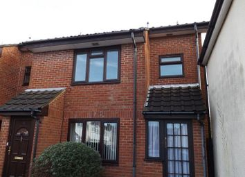 Thumbnail 2 bed flat to rent in Thamesmead Close, Gosport