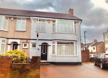Thumbnail 3 bed end terrace house to rent in Barkers Butts Lane, Coventry