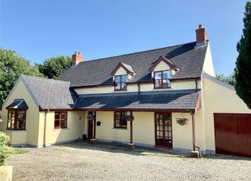 Thumbnail 5 bedroom detached house for sale in Spencer Close, Jameston, Tenby