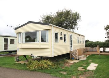 Thumbnail 3 bed mobile/park home for sale in Hook Park Estate, Hook Park Road, Warsash, Southampton