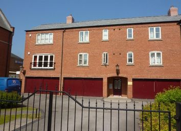 Thumbnail 2 bed flat to rent in Calvert Street, Derby