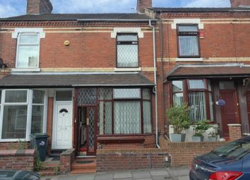 Thumbnail 2 bed terraced house to rent in Campbell Terrace, Birches Head, Stoke-On-Trent