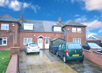 Thumbnail 2 bed terraced house for sale in Willetts Close, Corby