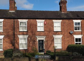 Thumbnail 3 bed terraced house to rent in Newport Road, Stafford