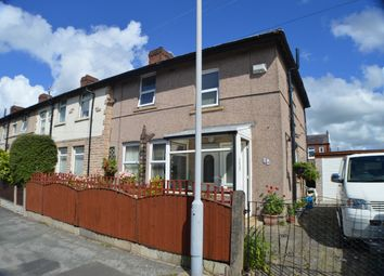 Thumbnail 3 bed end terrace house for sale in Northgate, Leyland