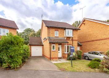 Thumbnail 3 bed link-detached house for sale in Lime Drive, Fleet, Hampshire