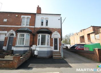 Thumbnail 3 bed end terrace house to rent in Greenfield Road, Harborne