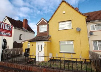 3 bed end terrace house for sale in Kerry Road, Knowle West, Bristol BS4