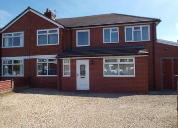 Thumbnail 5 bed semi-detached house for sale in Birkacre Brow, Coppull, Chorley
