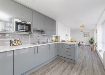 Thumbnail 2 bed flat for sale in Queen Street, Ipswich