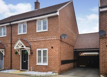 3 bed semi-detached house for sale in Hadleigh Street, Kingsnorth, Ashford, Kent TN25