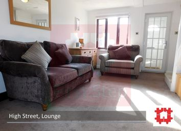 Thumbnail 2 bed terraced house for sale in High Street, Arlesey, Beds