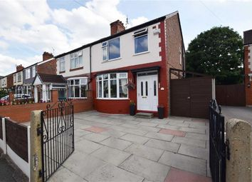 Thumbnail 3 bed semi-detached house for sale in Withnell Road, East Didsbury, Manchester