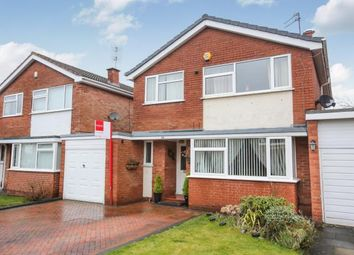 Thumbnail 3 bed detached house for sale in Padstow Drive, Bramhall, Stockport, Cheshire
