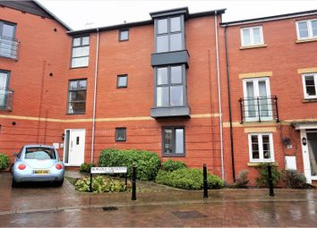 Thumbnail 2 bed flat for sale in 42 Seacole Crescent, Swindon