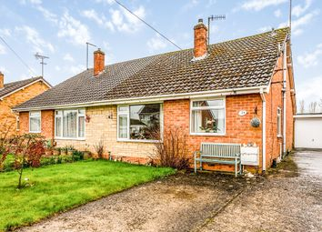 Thumbnail 2 bed semi-detached bungalow for sale in Fairway, Calne