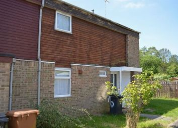 Thumbnail 3 bed end terrace house to rent in Flaxlands Court, Lings, Northampton