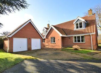 Thumbnail 4 bed property for sale in The Home Close, Dereham