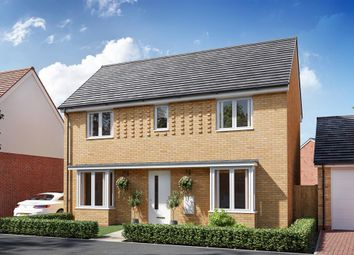 """Thumbnail 3 bed detached house for sale in """"The Ardale Special - Plot 322"""" at Lancaster Avenue, Maldon"""