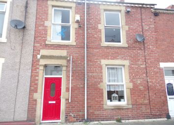 Thumbnail 3 bedroom terraced house for sale in Goschen Street, Blyth