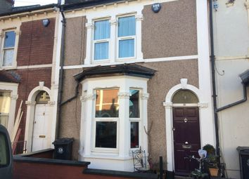 Thumbnail 2 bed terraced house for sale in Colston Road, Easton, Bristol
