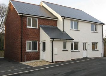 Thumbnail 2 bed flat to rent in Clos Y Fferm, Aberporth