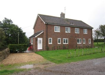 Thumbnail 3 bed semi-detached house to rent in Higher Easthams Cottages, Crewkerne, Somerset