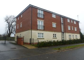 Thumbnail 2 bedroom flat to rent in Radbourne Court, Mickleover, Derby