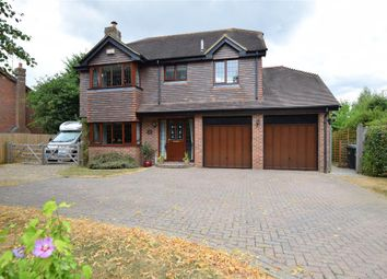 Thumbnail 4 bed detached house for sale in Malthouse Lane, Burgess Hill, West Sussex