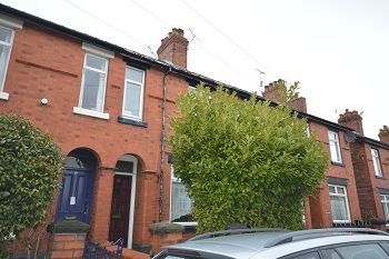Thumbnail 3 bed terraced house for sale in Vicarage Lane, Elworth, Sandbach