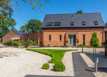 Thumbnail 3 bed detached house for sale in Rising Lane, Baddesley Clinton