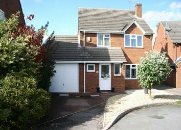 Thumbnail 3 bed detached house for sale in Meadow View, Wessington Lane, South Wingfield, Alfreton