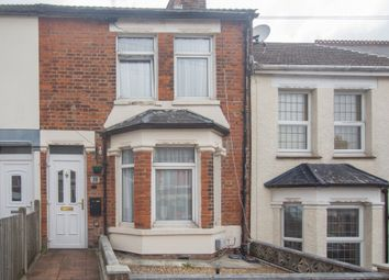 Thumbnail 3 bed terraced house for sale in Monins Road, Dover