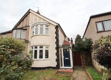 Thumbnail 2 bed semi-detached house to rent in East Rochester Way, Sidcup