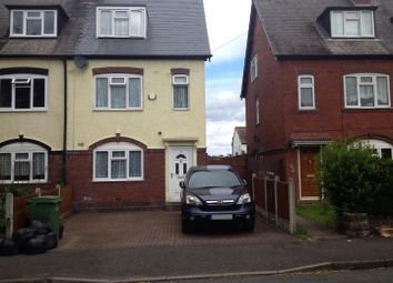 Thumbnail 4 bedroom semi-detached house for sale in St. Marks Road, Stourbridge, West Midlands