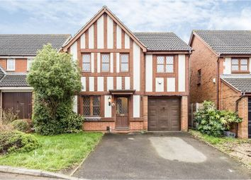 Thumbnail 4 bed detached house for sale in Victory Close, Chafford Hundred