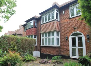 Thumbnail 3 bedroom semi-detached house to rent in Old Road East, Gravesend, Kent