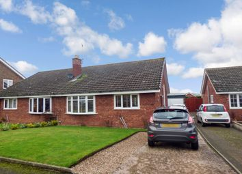 Thumbnail 2 bed bungalow for sale in Cornwall Avenue, Berwick-Upon-Tweed