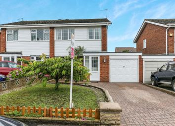 3 bed semi-detached house for sale in Myton Drive, Shirley, Solihull B90