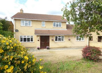 Thumbnail 4 bedroom detached house for sale in Stonald Road, Whittlesey, Peterborough, Cambridgeshire