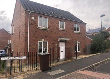 Thumbnail 4 bed detached house for sale in Crossland Road, Bestwood, Nottingham, Nottinghamshire