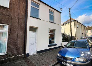 Thumbnail 3 bedroom end terrace house for sale in Ordell Street, Splott, Cardiff