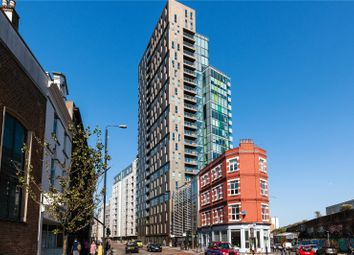 Thumbnail 3 bed flat for sale in Avantgarde Tower, 1 Avantgarde Place, London