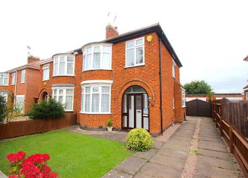 Thumbnail 3 bed semi-detached house to rent in Acres Road, Leicester Forest East, Leicester